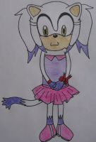 contest entry:silvaze daughter by animecat33