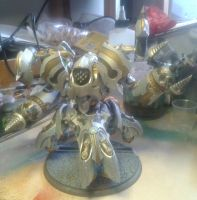 WARMACHINE Prime Axiom Completed by Aprion
