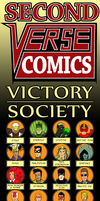 Victory Society Line-up 1940 - 1951 by Speedslide