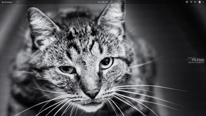 Gnome 3.12 panel transparency by mrneilypops