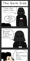 The Dark Side by RubaiSora
