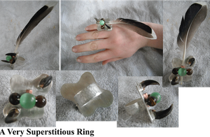 A Very Superstitious Ring by wolfforce58