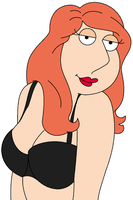 Lois being sexy by skibb85