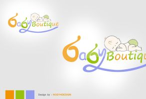 baby logo 2 by NODY4DESIGN