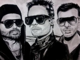 30 Seconds to mars by RashaBH