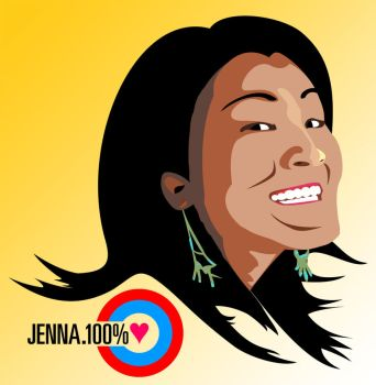 JENNA by crookedview