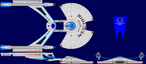 USS Eleusis Multi-View by captshade