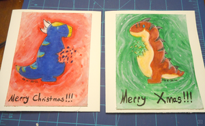 Holiday Cards 2012 by Zalcoti