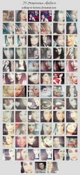 75 Evanescence Avatars by Nothing-Ive-Become