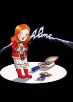 Poor little Amy Pond by DameEleusys