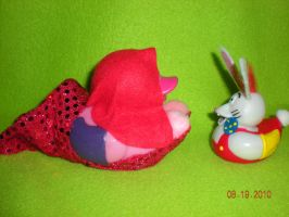 Sideview Rabbits by Oriana-X-Myst