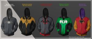 Batman Hoodies! by prathik