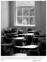 Empty Classroom by dspittard