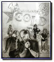 COLD Band-Album Tribute by hybridthoughtz