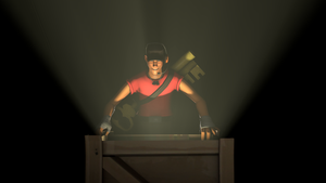[SFM] Opening Mann Co. crates by 360PraNKsTer