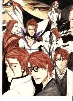 Aizen composition by Aquila--Audax