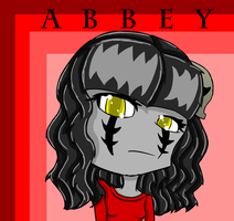 Abbey the Seedrin ~Gift~ by DesuPurpalHoodie
