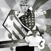 Png Pack (23) Evan Peters by SilaEOfficial