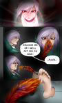 Tickle + Vampire [Page 2] by NuciComs
