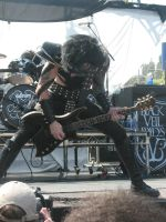 Black Veil Brides 21 by iancinerate