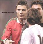 Cristiano Ronaldo y Messi by onlmileyrcyrus