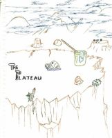 The Plateau by Telzik