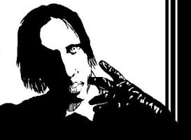 The Talented Mr Manson by LauriMikko