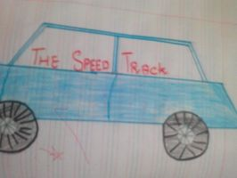The speed track by redbuttercup1