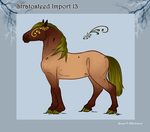 Stratosteed Import SI13 by OpalSkye