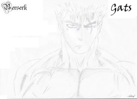 Guts Berserk by The-sovereignty