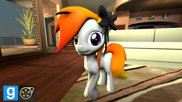 Paintable Ribbon (Props) [DL] by WhiteSkyPony