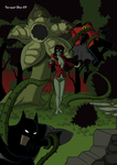 Commissions-Knightmare4-Arkham by ice-and-fire-88