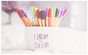 Tag I dream in colours by Imperfect-Harmonies