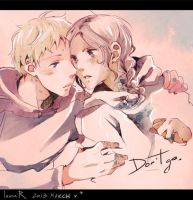 THG - Don't go. by inma