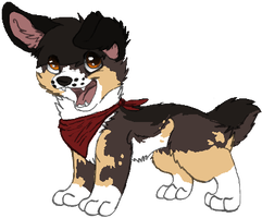Old Fursona For Sale -Lots Of Art- by Error-303