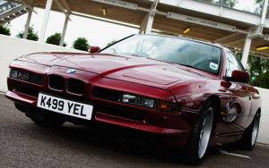 BMW 850 Ci by FurLined