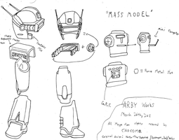 """""""MASS MODEL"""" Armours by Arby-Works"""