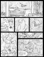 Homestuck comic quickie pg1 by ThundersCry
