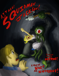 Attack of Squid Man Jackson! by TheGoldenGentleman
