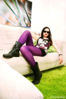 ROCKER: Clash by roguearcanis