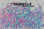 Krewella T-Shirt Design - Tangled Vines #24 by KyleWilcoxVisualArt