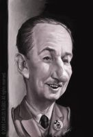 Walt Disney by CarlosRubio