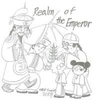 Realm of the the Emperor by komi114