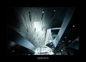 Inside BMW Welt 1 by FelixTo