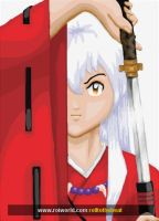 Inuyasha by Rolltothebeat