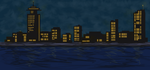 City Scape... Obviously by anime-abby