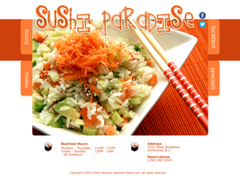 Sushi Paradise by sylview