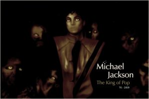 Michael Jackson by TOKITOS