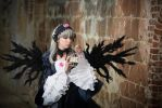 Suigintou cosplay - Rozen Maiden Nomad series - 2 by Sui-Ange-Noir