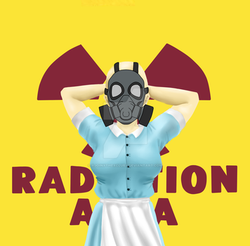 Caution the radiation is afoot by XJoinXtheXclubX